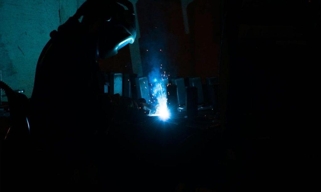 Produktion av fackverk